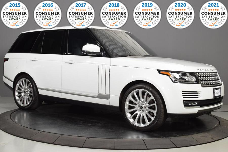 2017_Land Rover_Range Rover__ Glendale Heights IL