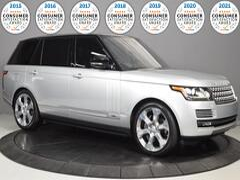 Land Rover Range Rover  2017