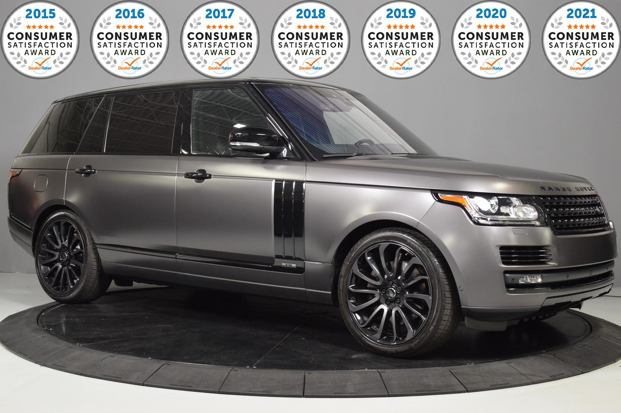 2017 Land Rover Range Rover  Glendale Heights IL