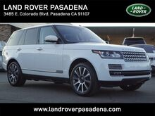 2017_Land Rover_Range Rover_5.0L V8 Supercharged Autobiography_ Pasadena CA