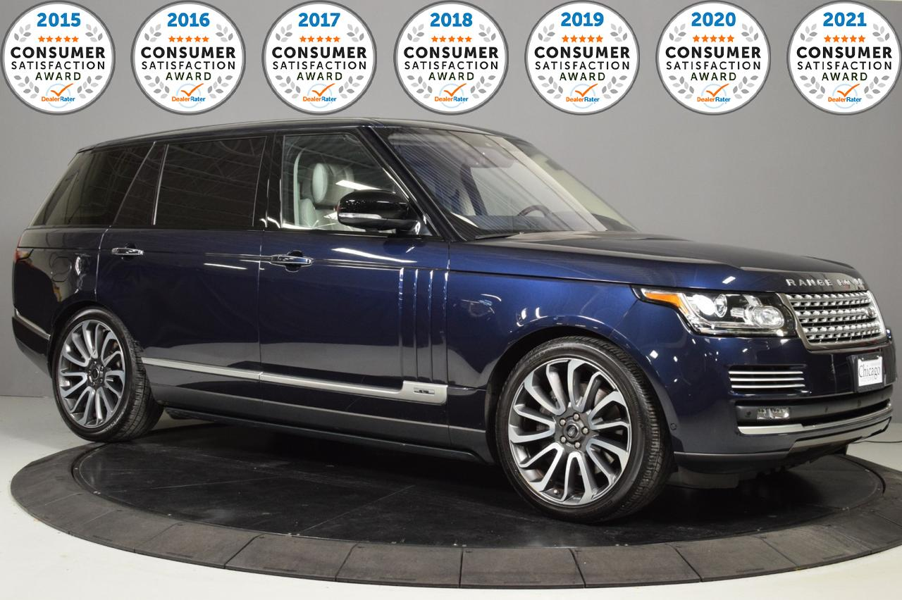 2017 Land Rover Range Rover Autobiography Glendale Heights IL