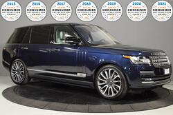 Land Rover Range Rover Autobiography 2017