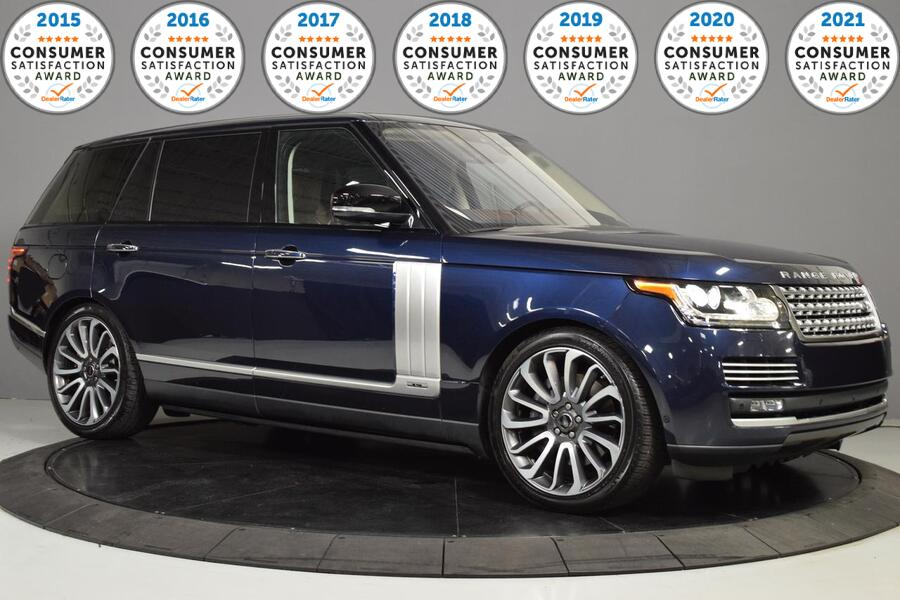 2017_Land Rover_Range Rover_Autobiography_ Glendale Heights IL