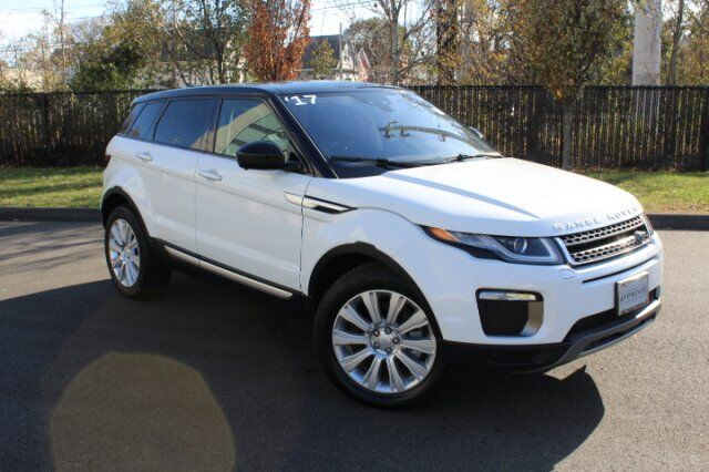 2017 Land Rover Range Rover Evoque 5 Door HSE Fairfield CT