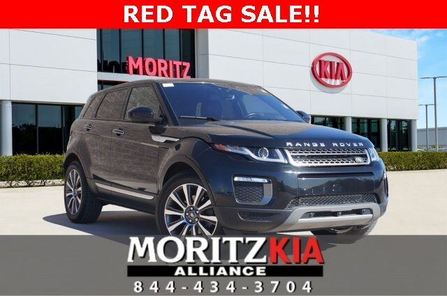 Land Rover Fort Worth >> Pre Owned Land Rover Range Rover Evoque Fort Worth Tx