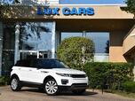 2017 Land Rover Range Rover Evoque HSE Panoroof Nav 4WD MSRP $55,439