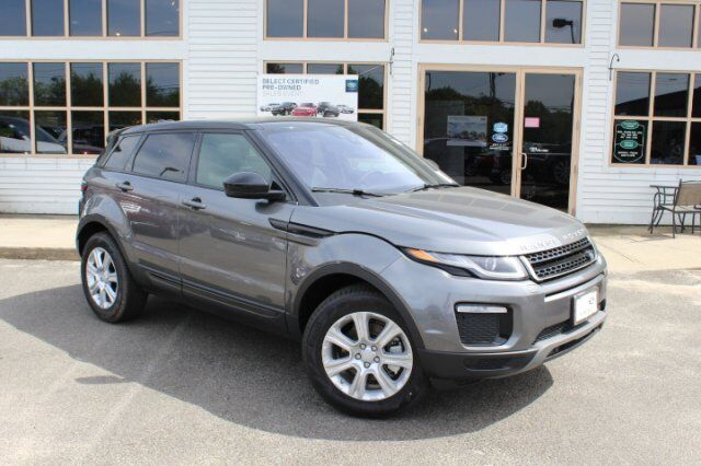 2017 Land Rover Range Rover Evoque SE Premium Fairfield CT