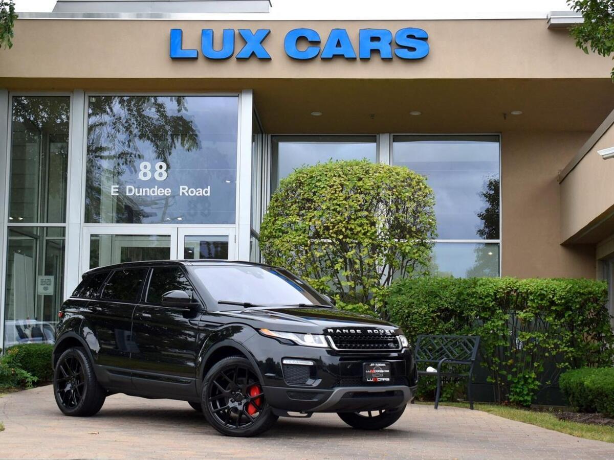 2017_Land Rover_Range Rover Evoque_SE Premium Panoroof Nav AWD MSRP $51,960_ Buffalo Grove IL