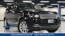 Land Rover Range Rover HSE 2017