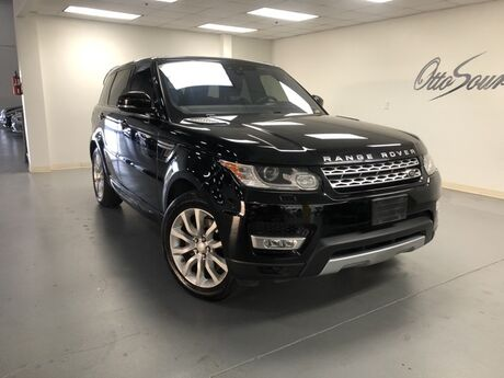 2017 Land Rover Range Rover Sport 3.0L V6 Supercharged HSE Dallas TX