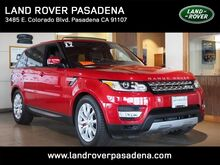 2017_Land Rover_Range Rover Sport_5.0 Supercharged_ Pasadena CA