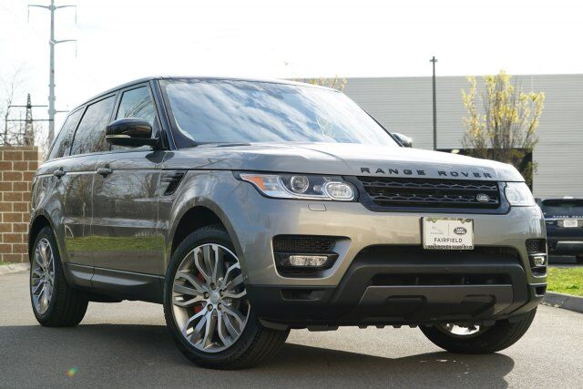 2017 Land Rover Range Rover Sport Dynamic Fairfield CT