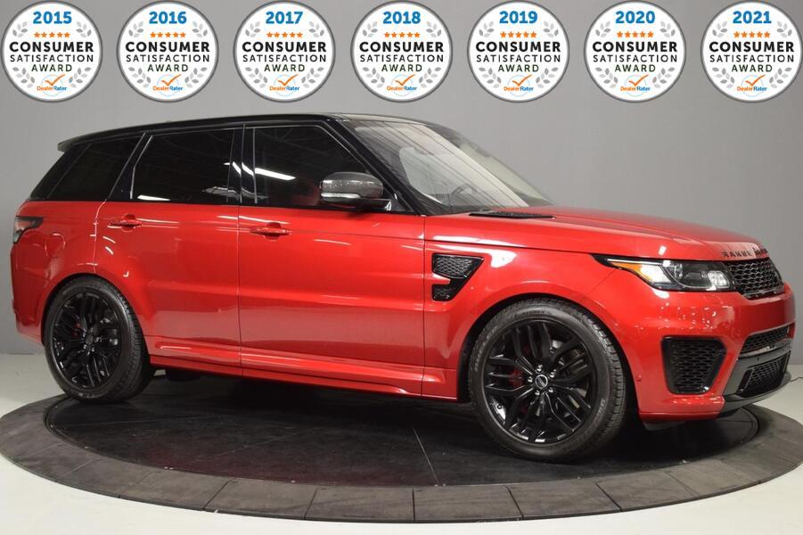2017_Land Rover_Range Rover Sport_SVR_ Glendale Heights IL