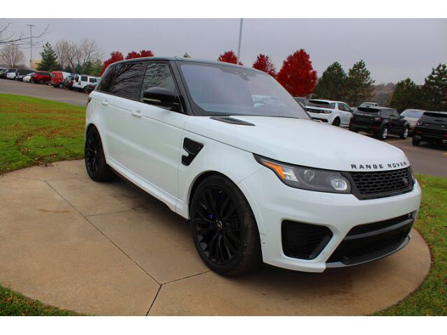 2017 Land Rover Range Rover Sport SVR Kansas City KS