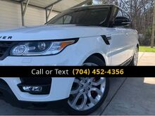 2017_Land Rover_Range Rover Sport_Supercharged Dynamic_ Charlotte and Monroe NC