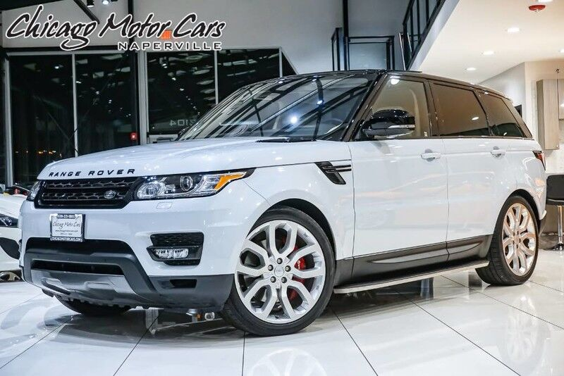 2017_Land Rover_Range Rover Sport_Supercharged Dynamic_ Chicago IL