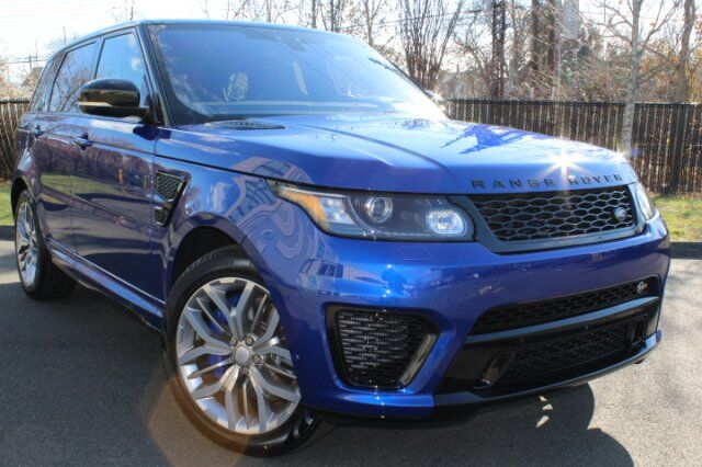 2017 Land Rover Range Rover Sport V8 Supercharged SVR Fairfield CT