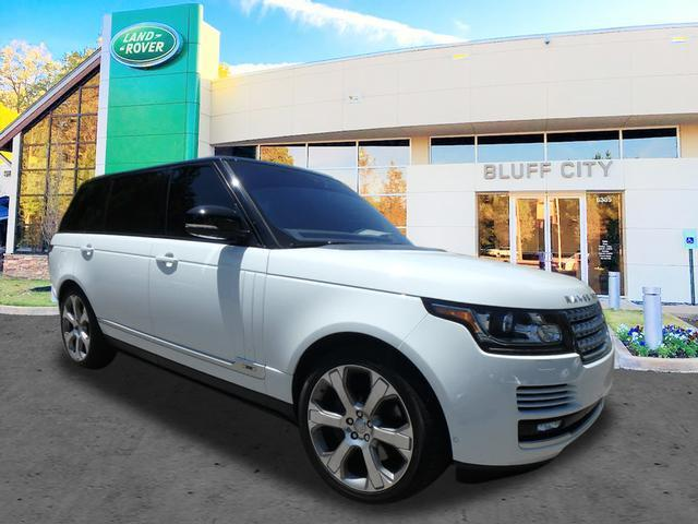 Land Rover Bluff City