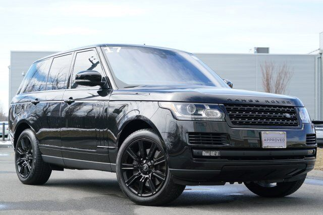 2017 Land Rover Range Rover V6 Supercharged HSE SWB Fairfield CT