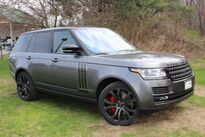 Land Rover Range Rover V8 Supercharged SV Autobiography Dynamic SWB 2017