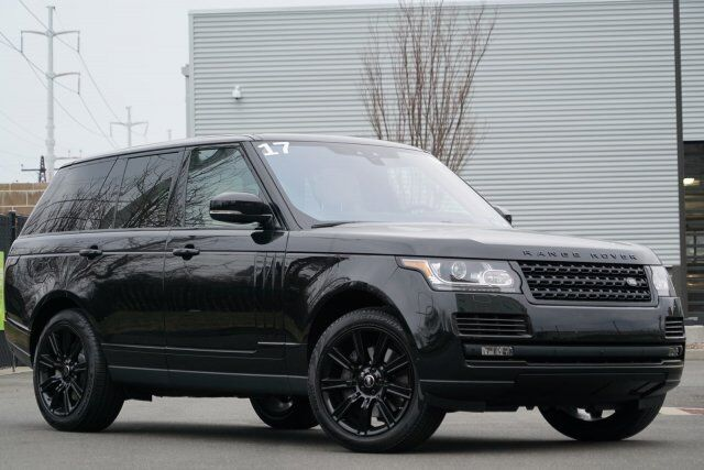 2017 Land Rover Range Rover V8 Supercharged SWB Fairfield CT