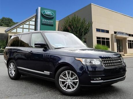 2017 Land Rover Range Rover  Mills River NC
