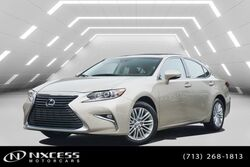 Lexus ES ES 350 Leather Roof Only 12K Miles Warranty. 2017