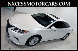 2017_Lexus_ES_ES 350 PREMIUM PKG JUST 8K MILES 1-OWNER CLEAN CARFAX._ Houston TX
