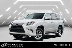 Lexus GX 460 4X4 Navigation Roof Backup Camera Low Miles Factory Warranty. 2017