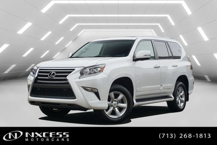 2017 Lexus GX 460 4X4 Navigation Roof Factory Warranty. Houston TX