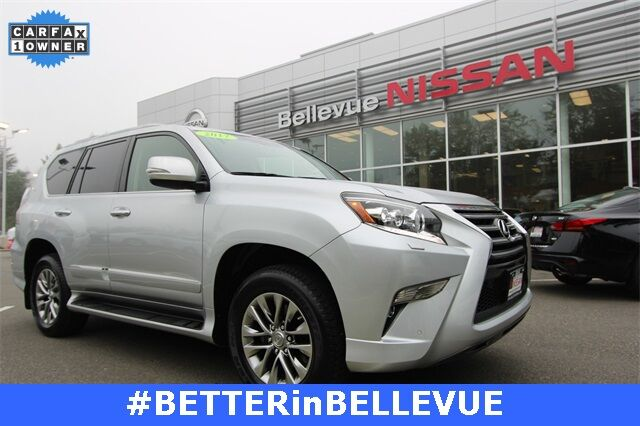 2017 Lexus GX 460 Luxury Bellevue WA