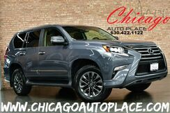 2017_Lexus_GX 460_Premium - 4WD 4.6L V8 ENGINE NAVIGATION BACKUP CAMERA KEYLESS GO BLACK LEATHER HEATED/COOLED SEATS SUNROOF 3RD ROW SEATS_ Bensenville IL