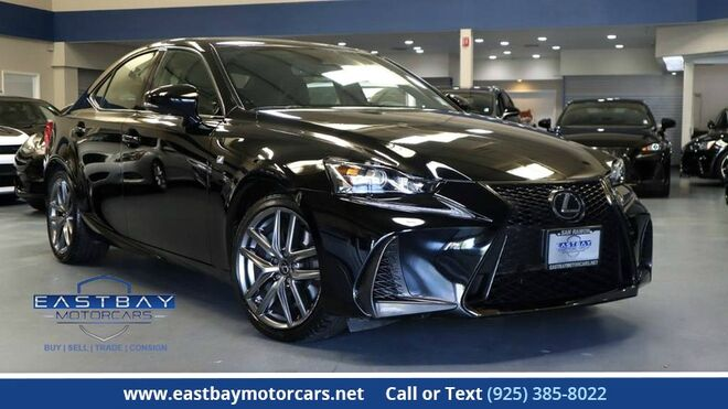 2017_Lexus_IS_IS 350 F Sport_ San Ramon CA