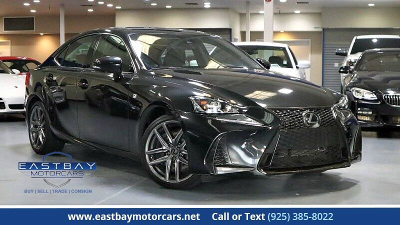 2017 Lexus IS IS Turbo Dublin CA