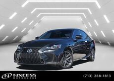 2017_Lexus_IS_IS Turbo_ Houston TX