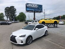 2017_Lexus_IS_IS Turbo_ Bryant AR