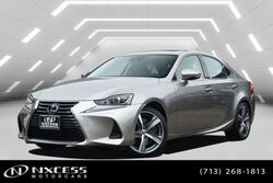 Lexus IS IS Turbo Low Miles Leather roof Backup Camera. 2017