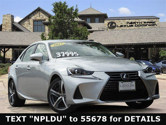 2017 Lexus IS IS Turbo San Antonio TX