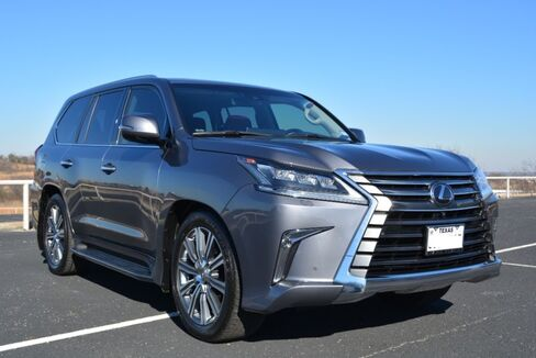 2017_Lexus_LX_570 Luxury_ Fort Worth TX