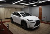 2017 Lexus NX 200t F SPORT WITH RED ROSSO LUXURY INTERIOR