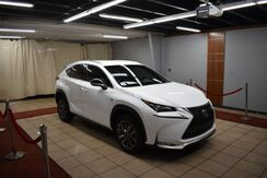 2017_Lexus_NX 200t_F SPORT WITH RED ROSSO LUXURY INTERIOR_ Charlotte NC