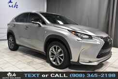 2017_Lexus_NX_NX Turbo F Sport_ Hillside NJ