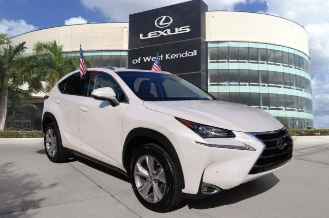 2017 lexus nx nx turbo for sale | lexus of west kendall in miami