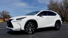 Lexus NX TURBO F-SPORT AWD / NAV / SUNROOF / BSM 2017