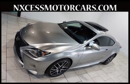 Lexus No Model RC Turbo F Sport PKG Only 5k Miles Showroon Condition 1 Owner. 2017
