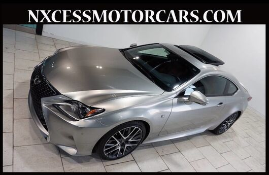 2017 Lexus No Model RC Turbo F Sport PKG Only 5k Miles Showroon Condition 1 Owner. Houston TX