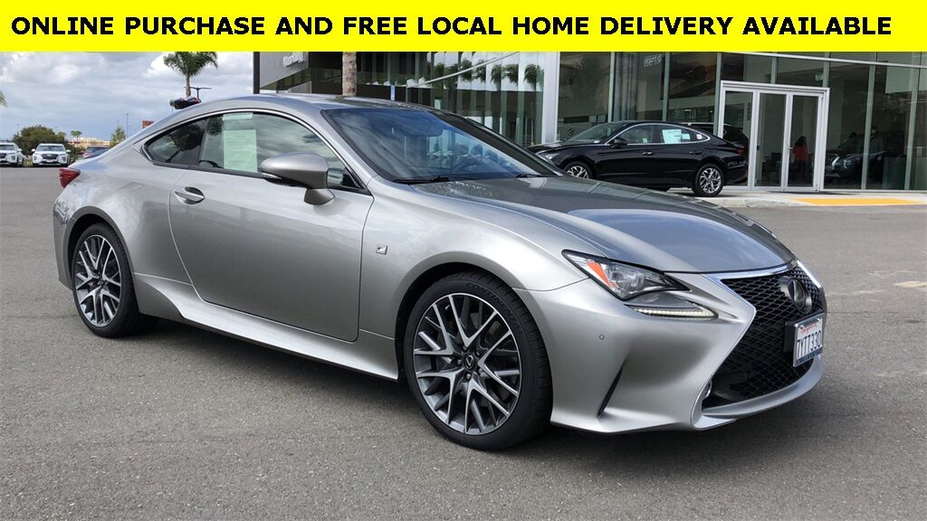 2017 Lexus RC 350 Moreno Valley CA