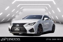 Lexus RC F 5.0L V8 F DOHC 32V One Owner Extra Clean! 2017