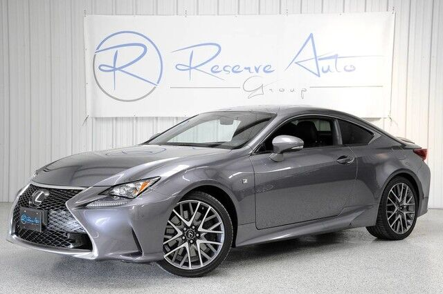 Turbo Title Loan >> Vehicle details - 2017 Lexus RC at Reserve Auto Group The ...
