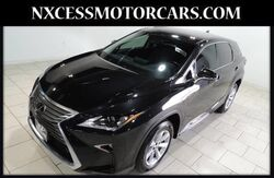 2017_Lexus_RX_RX 350 HID LIGHTS HEATED SEATS BACK UP CAM 1 OWNER_ Houston TX